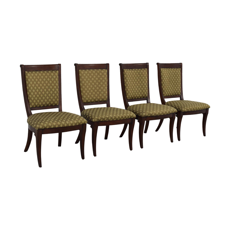 buy Bassett Furniture Upholstered Side Chairs Bassett Furniture Chairs