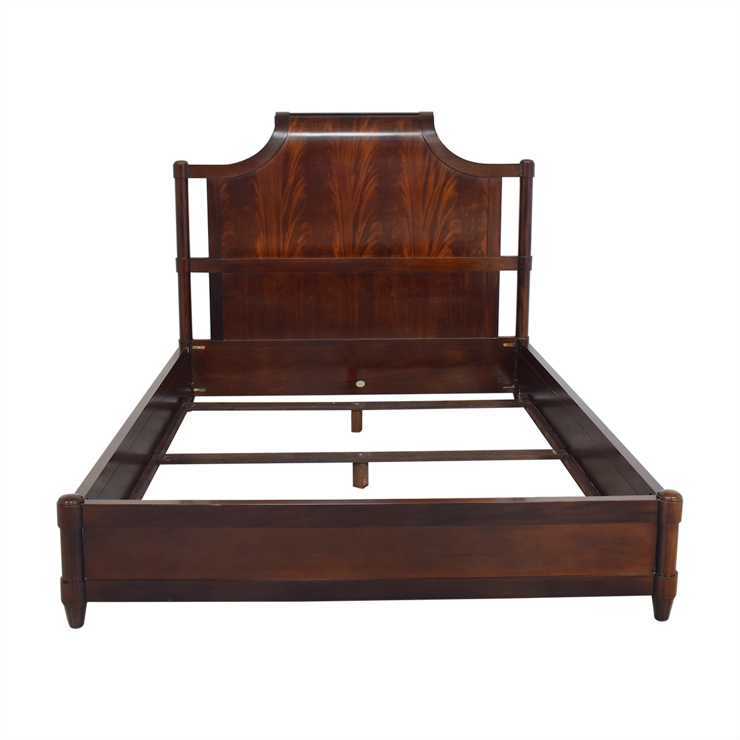 shop Baker Furniture Art Deco Queen Bed Baker Furniture Beds