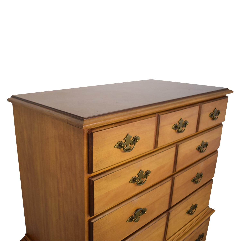 Six Drawer Dresser second hand
