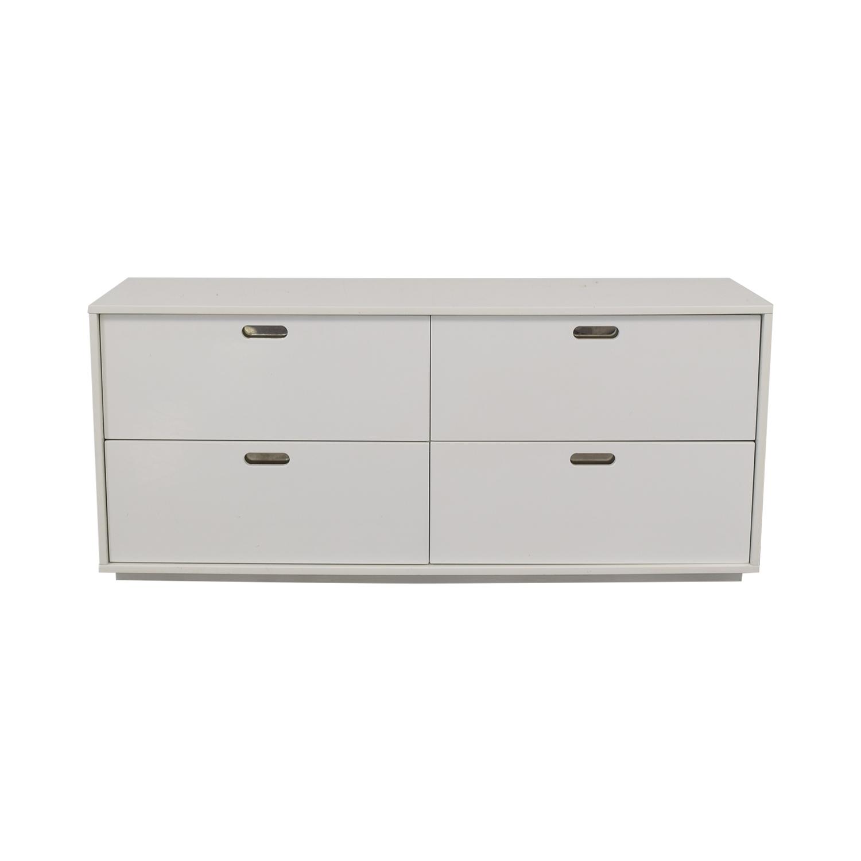 shop CB2 CB2 Gloss Low Dresser online