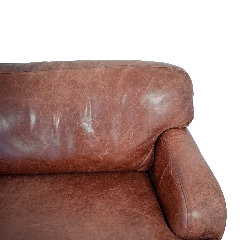 Leather Sleeper Sofa nj