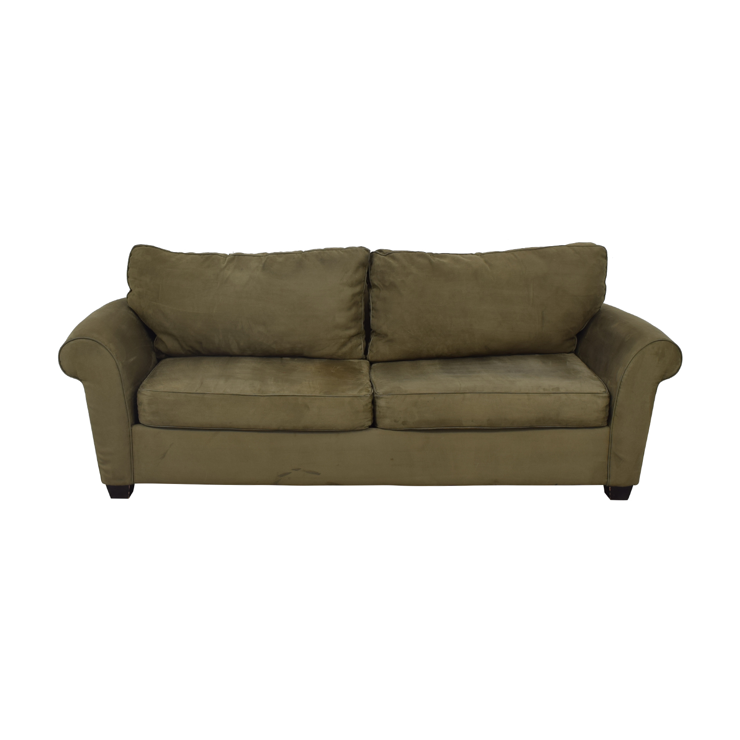 Bauhaus Furniture Bauhaus Two-Cushion Sofa green