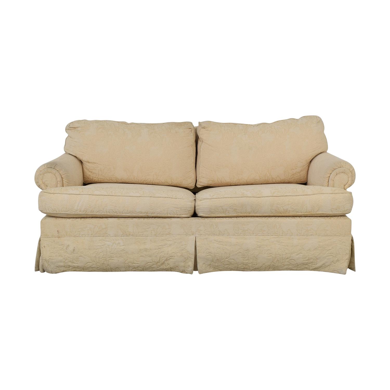 Ethan Allen Ethan Allen Sleeper Sofa dimensions