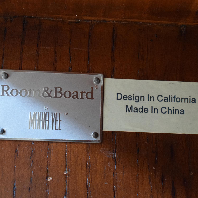 Room & Board Room & Board Sukiya Office Armoire nj