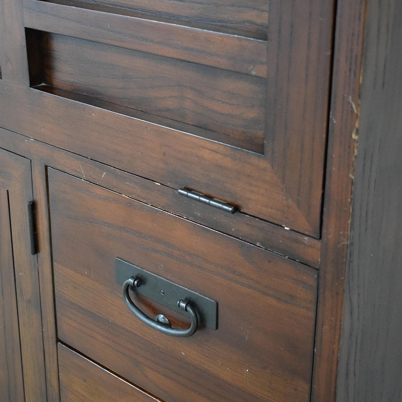 Room & Board Room & Board Sukiya Office Armoire second hand