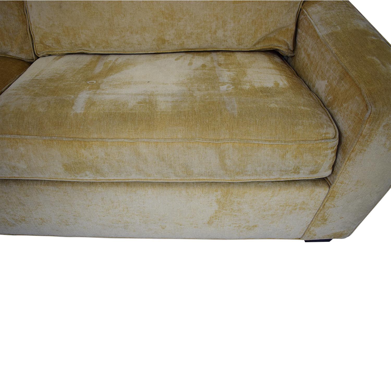 Mitchell Gold + Bob Williams Mitchell Gold + Bob Williams Sleeper Sofa used