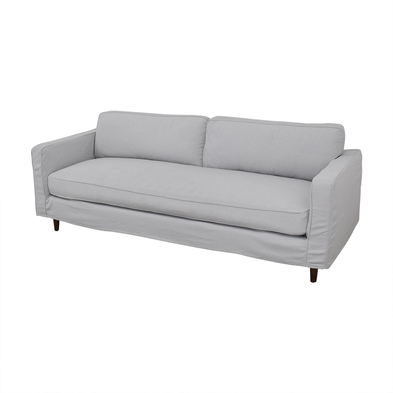 Guillaume Gentet Custom Sofa Sofas