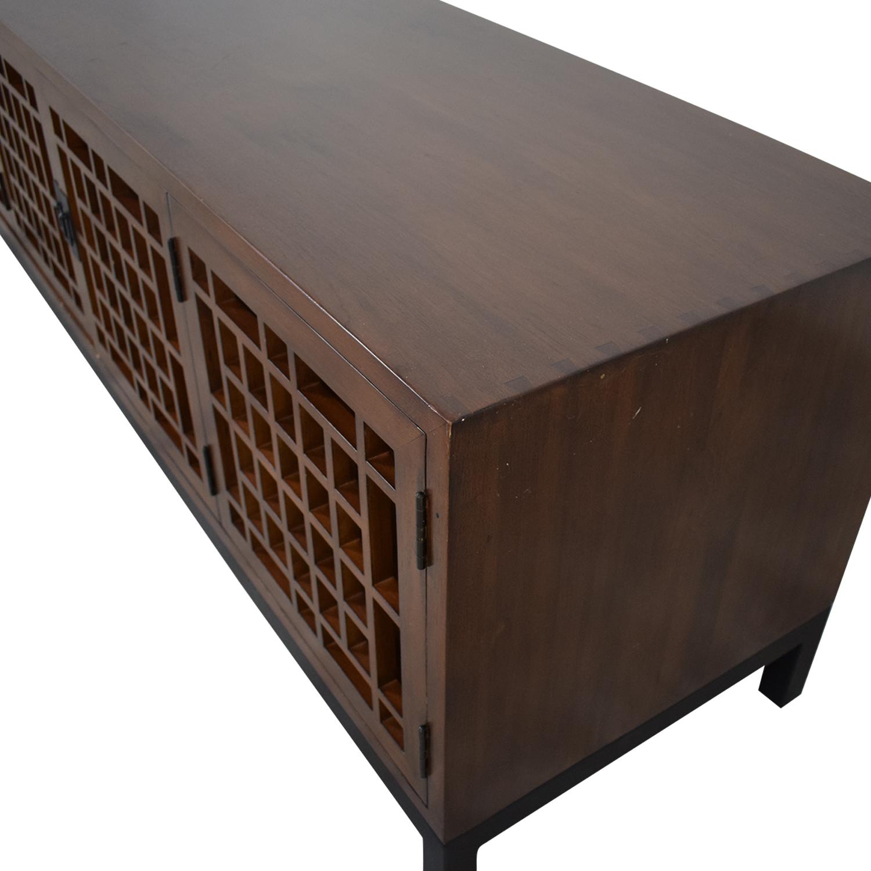 shop Zen By Design Media Cabinet Zen By Design Storage