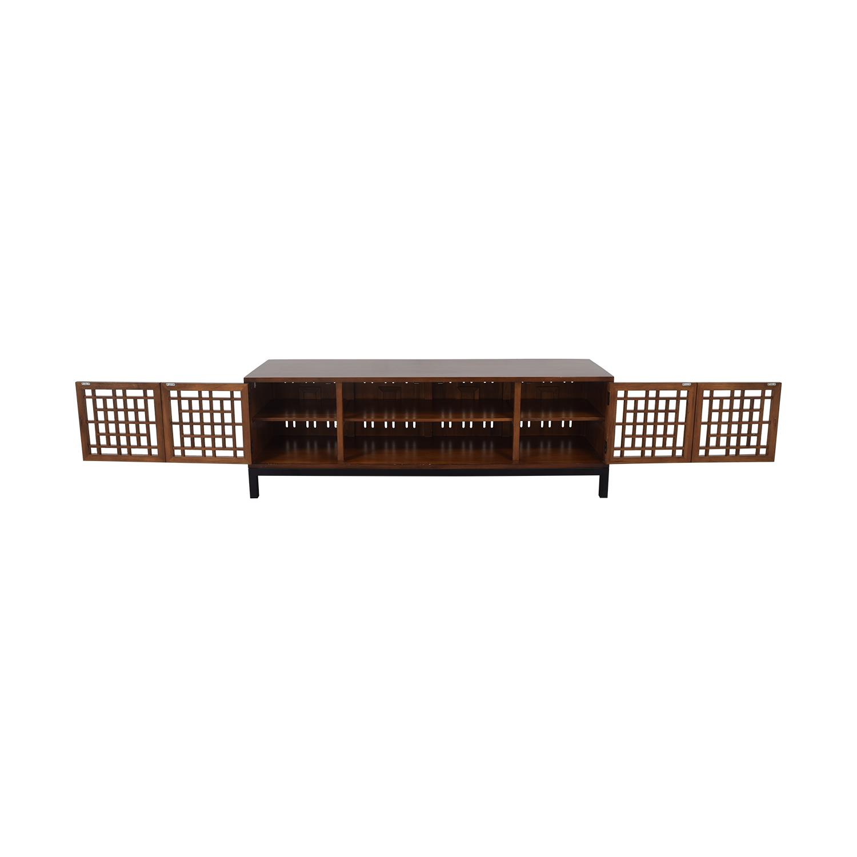 Zen By Design Zen By Design Media Cabinet Storage