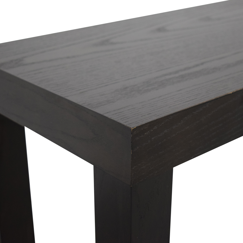 West Elm West Elm Parsons Console Table nyc