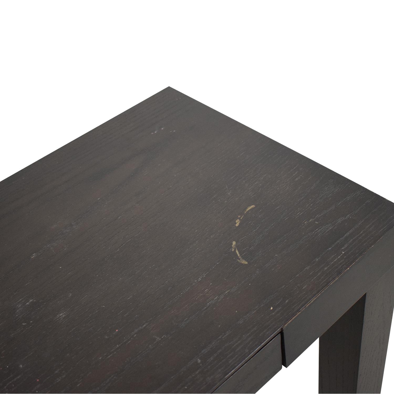 West Elm West Elm Parsons Console Table for sale