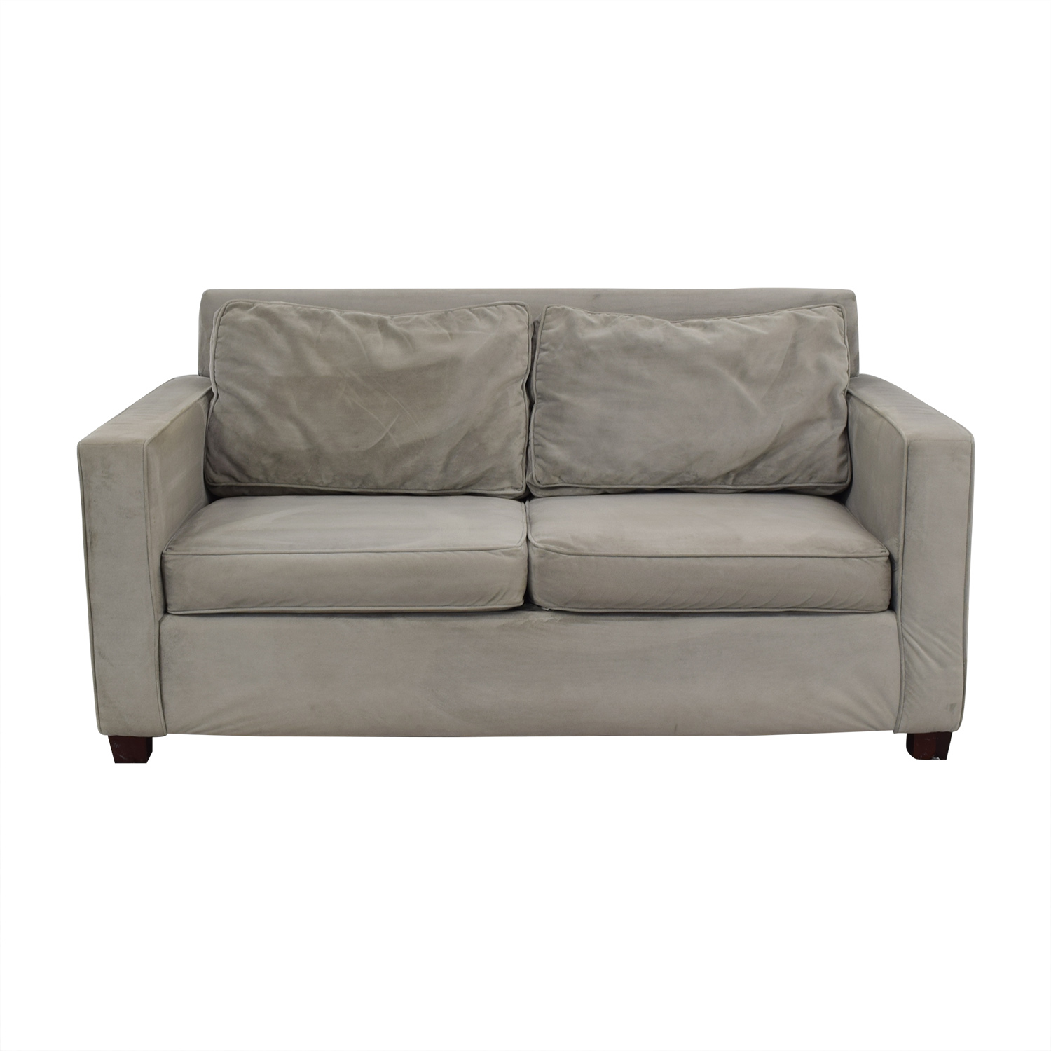 Cool 78 Off West Elm West Elm Henry Loveseat Sofas Caraccident5 Cool Chair Designs And Ideas Caraccident5Info