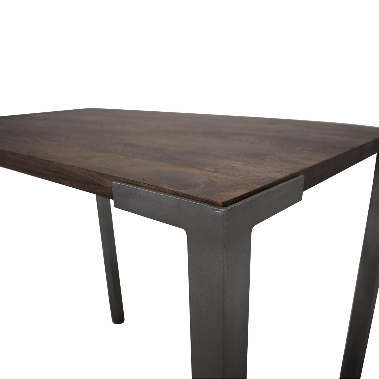 CB2 CB2 Stilt High Dining Table nj
