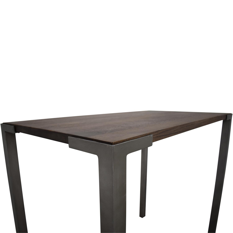 CB2 CB2 Stilt High Dining Table Dinner Tables
