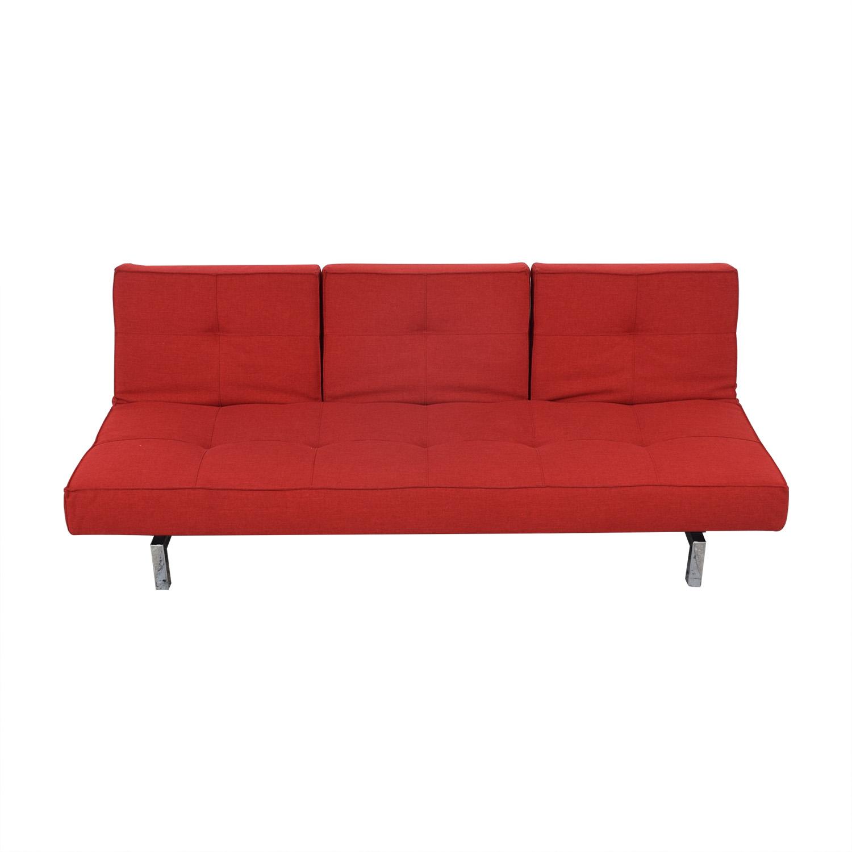 65% OFF - Room & Board Room & Board Encore Convertible Sofa / Sofas