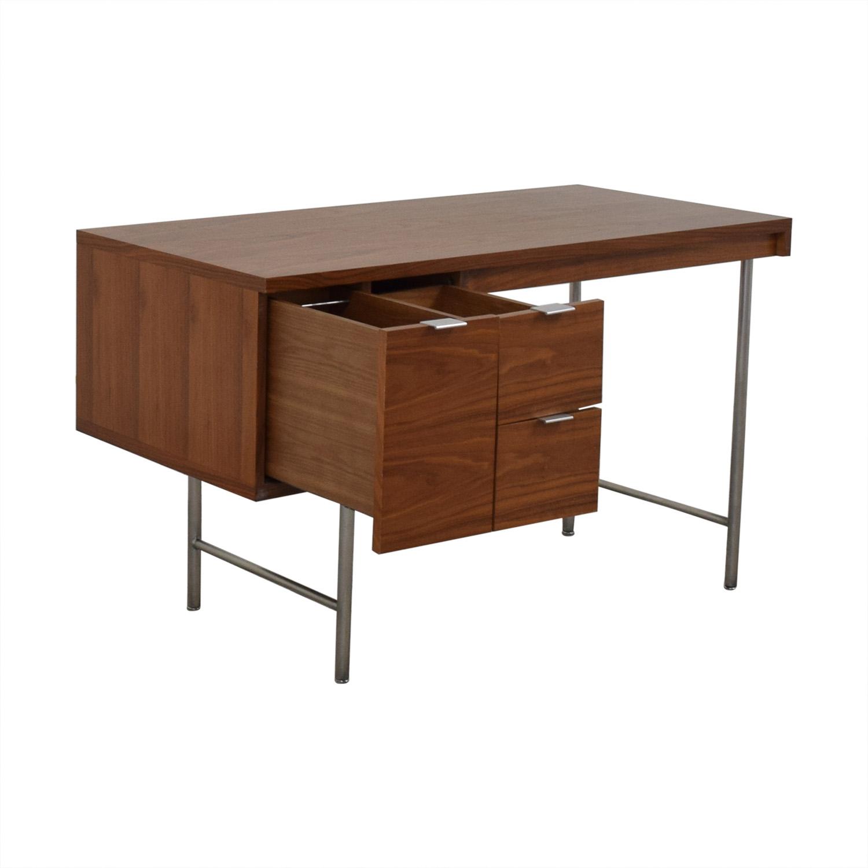 Gus Modern Gus Modern Conrad Desk dimensions