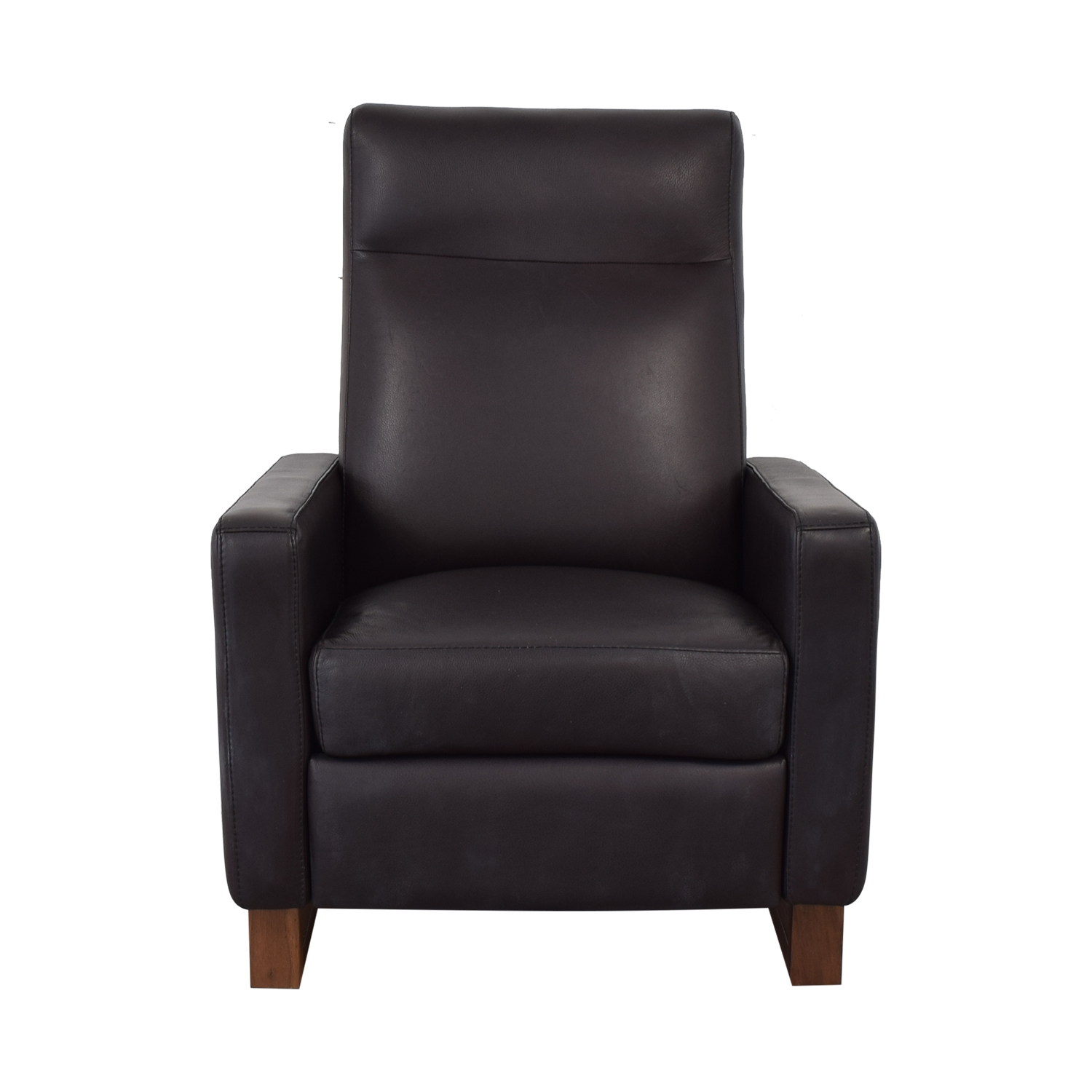 buy Room & Board Room & Board Leather Recliner Power Operated and USB Port online