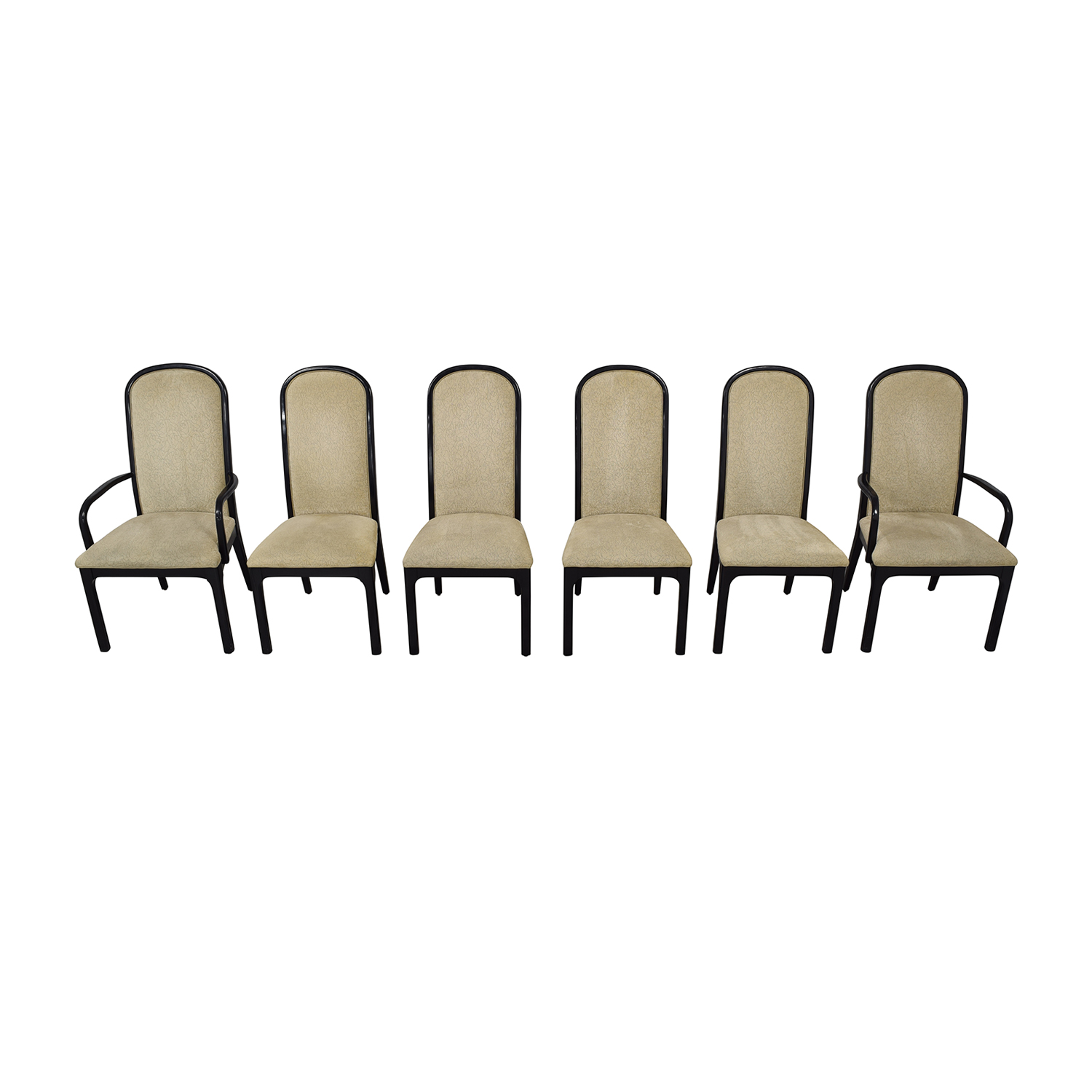 Baker Furniture Baker Furniture Upholstered Dining Chairs price
