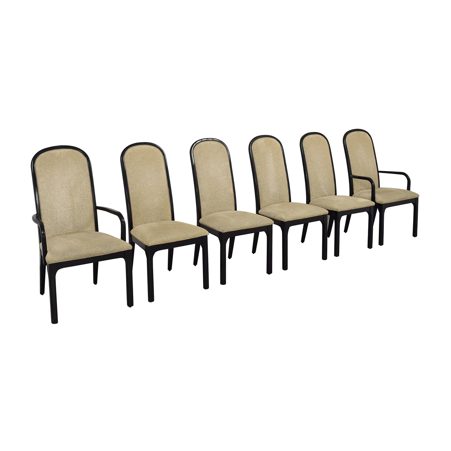 Baker Furniture Baker Furniture Upholstered Dining Chairs ct