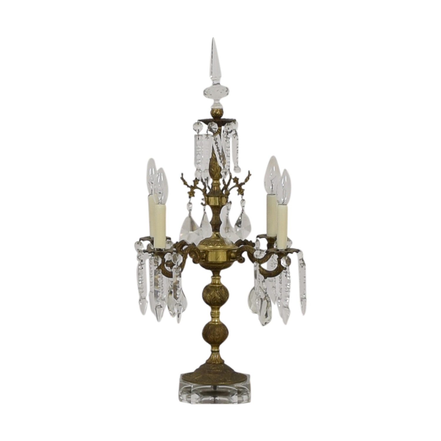 buy Chandelier Style Table Lamp