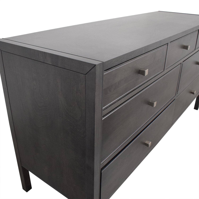 Baronet Baronet Seven Drawer Dresser nj