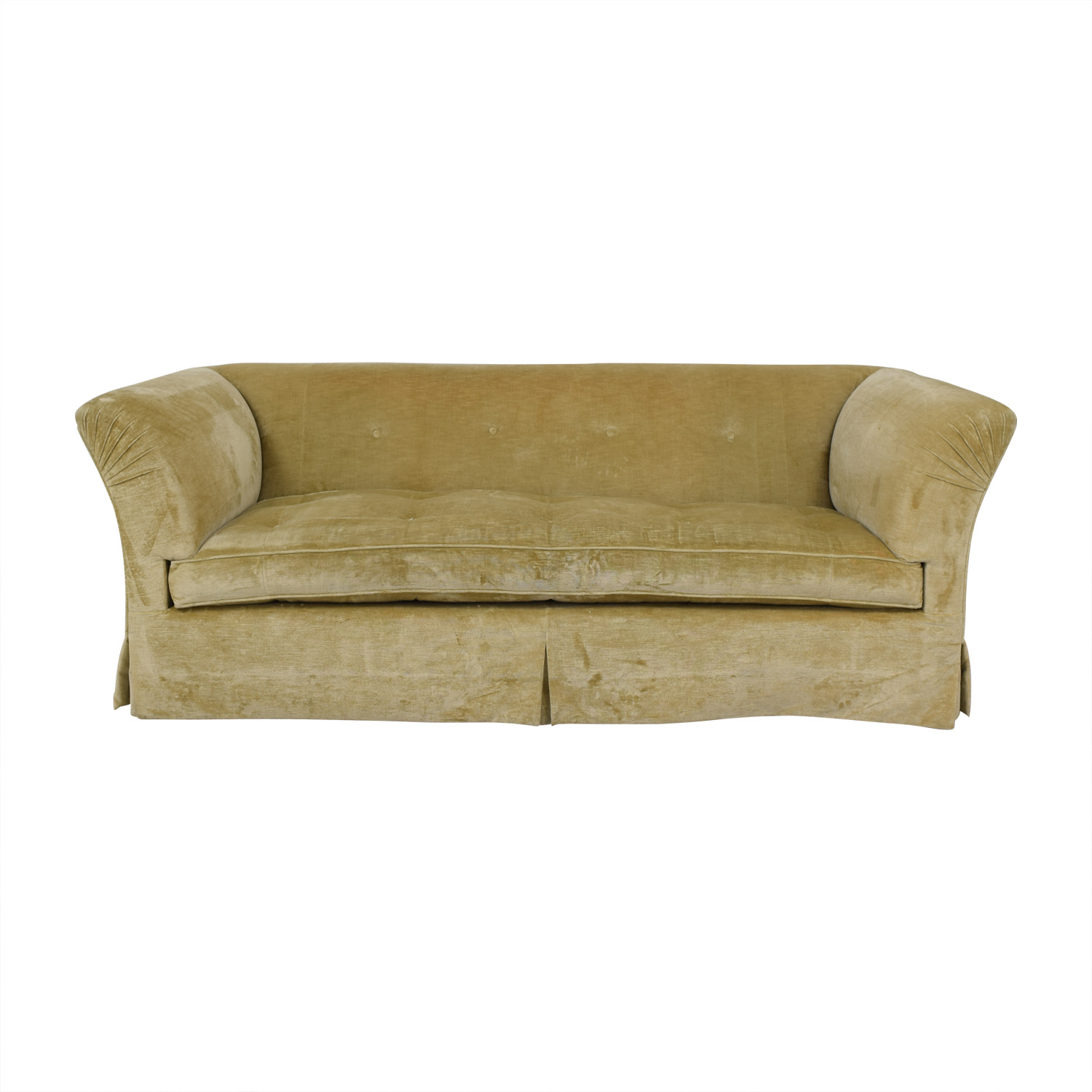 buy  Tufted Single Cushion Sofa online