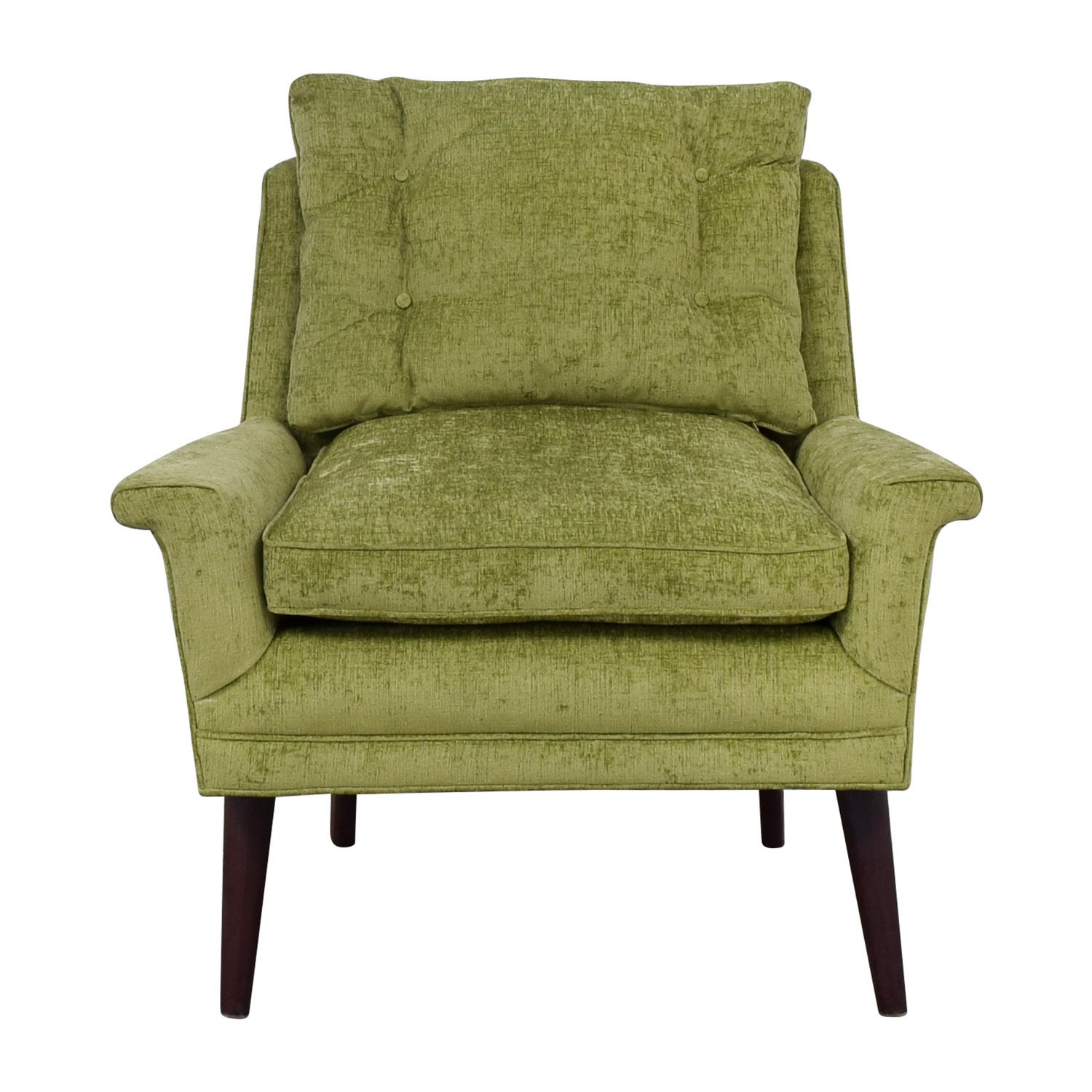 Stonebrook Interiors Mid Century Club Chair Stonebrook Interiors