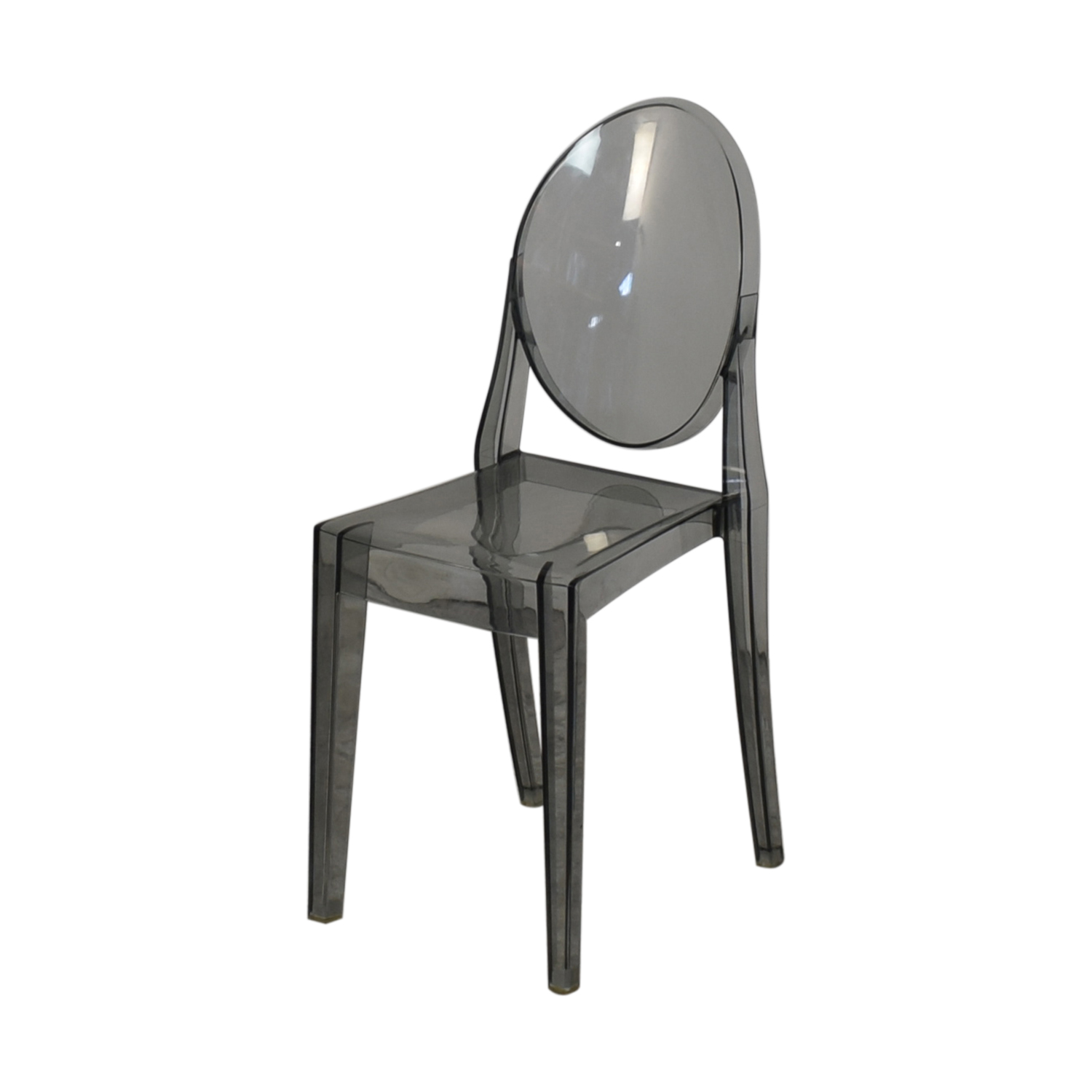Amazon Ghost Dining Side Chairs for sale