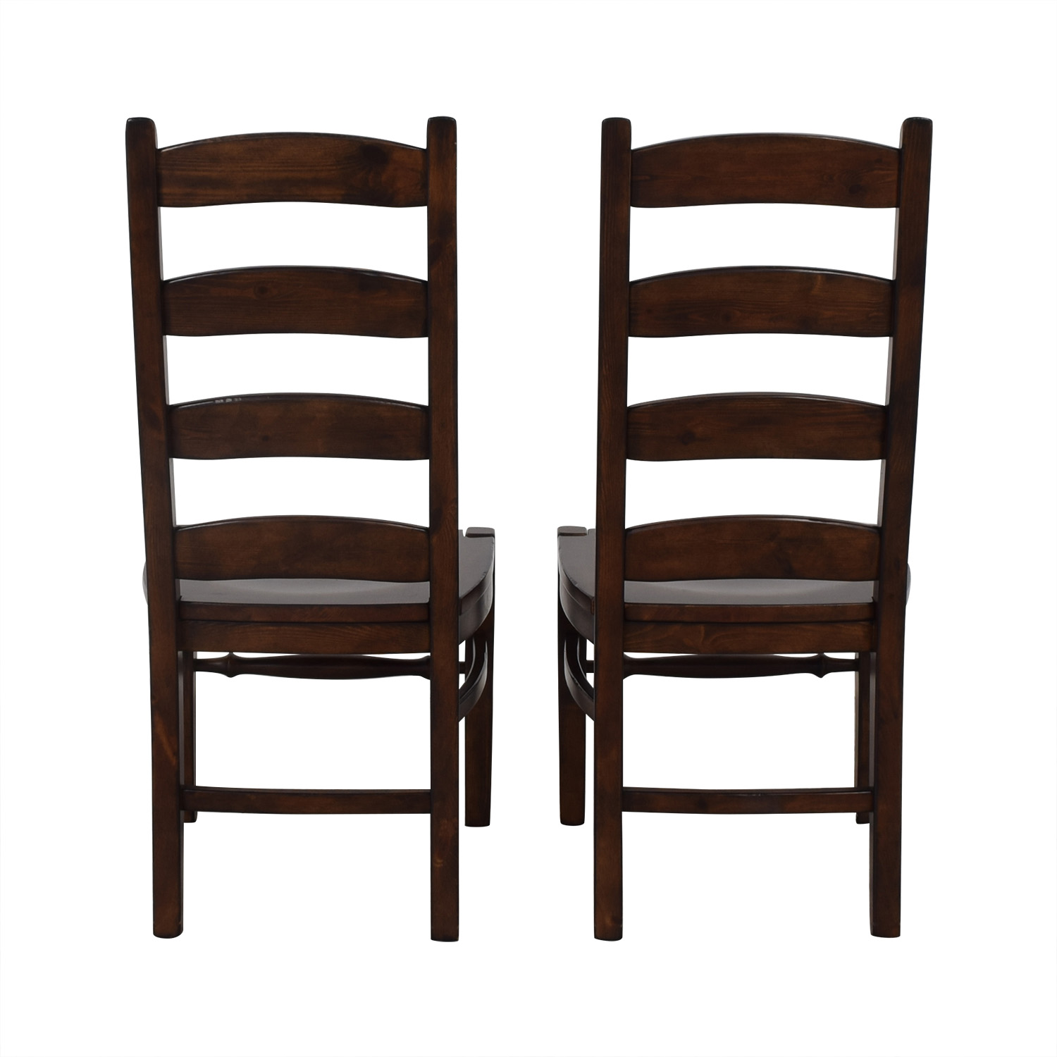 Pottery Barn Pottery Barn Wynn Ladderback Dining Chairs Dining Chairs