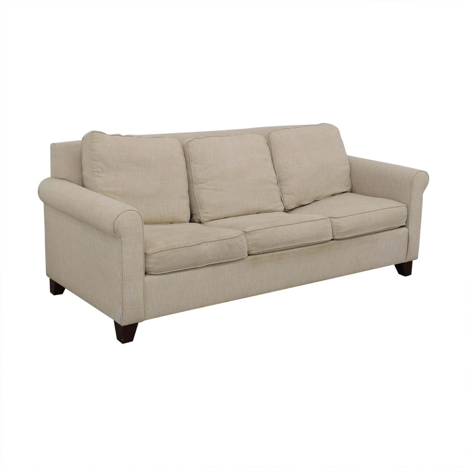 buy West Elm Cameron Roll Arm Upholstered Sleeper Sofa West Elm Sofas