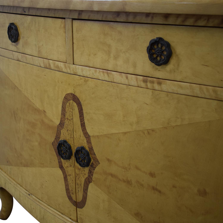 Biedermeier Biedermeier Cabinet used