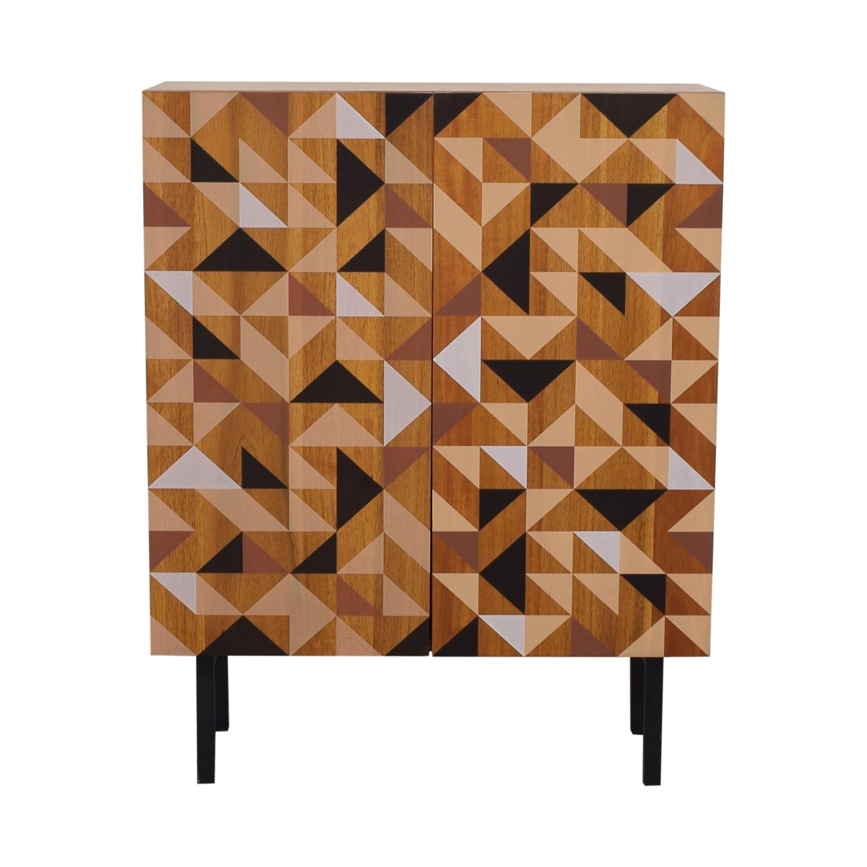 shop CB2 CB2 Triad Cabinet online