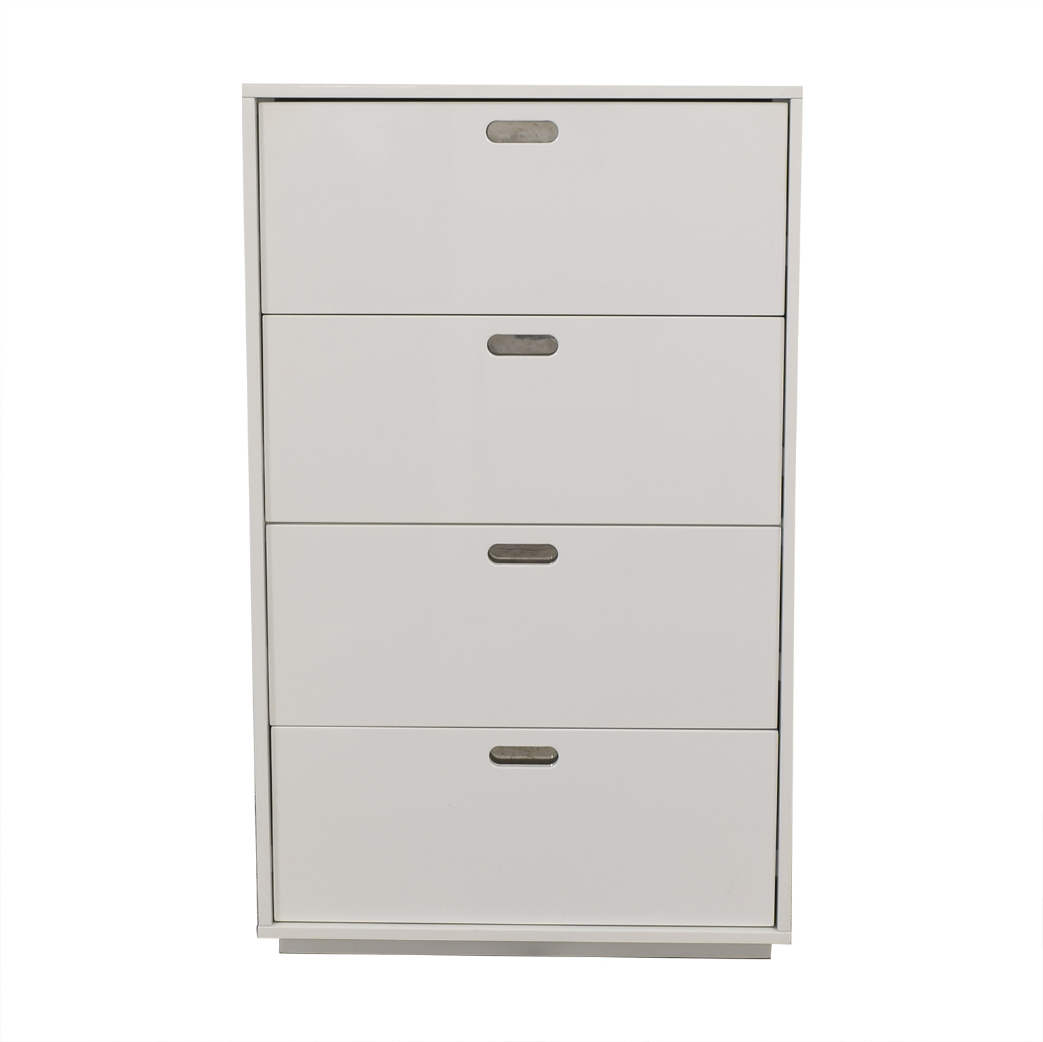 buy CB2 CB2 Tall Gloss Chest of Drawers online