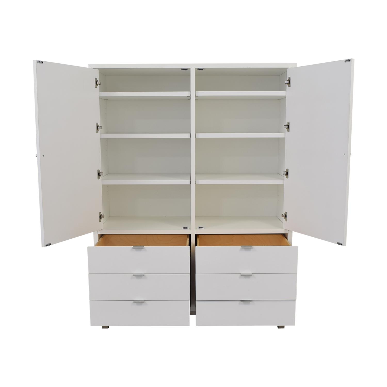 buy Room & Board Modern Armoire Room & Board Dressers