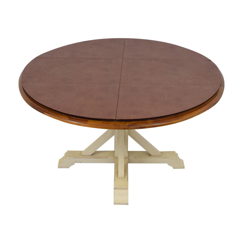 buy Grange Pedestal Dining Table Grange Dinner Tables