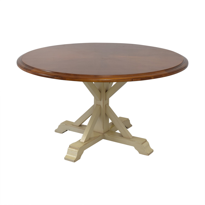 shop Grange Pedestal Dining Table Grange Tables