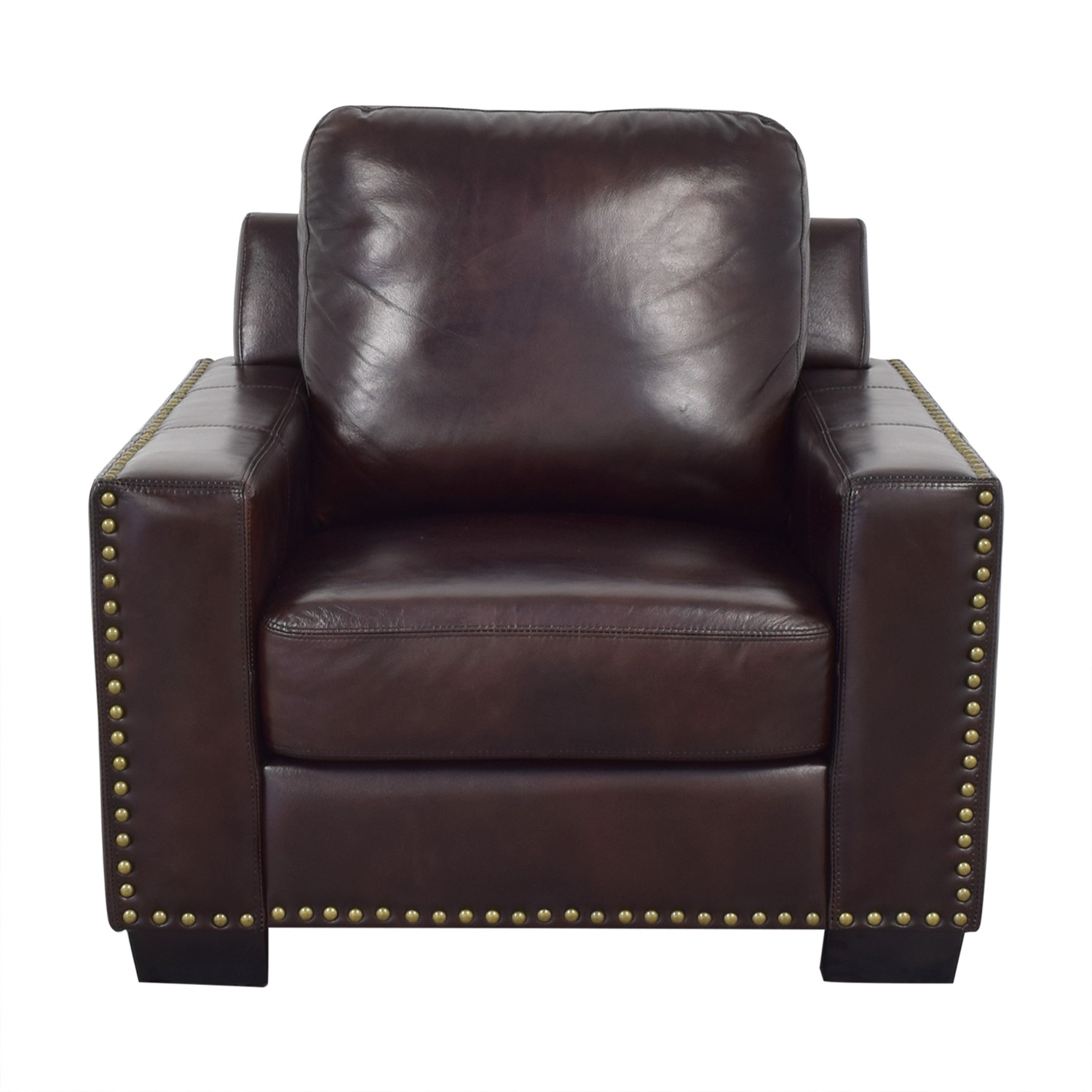 Abbyson Abbyson Monaco Leather Chair price