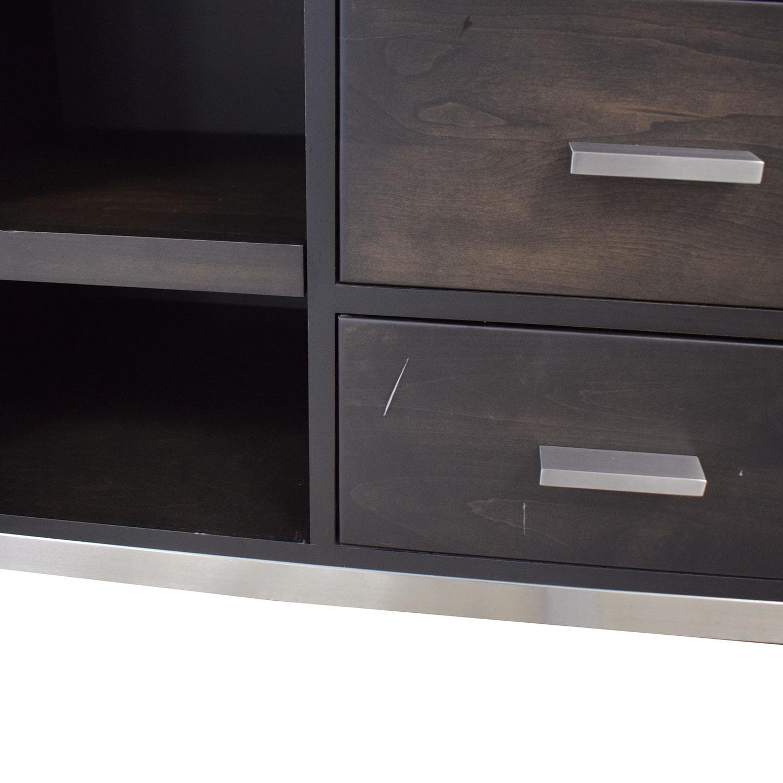 buy Room & Board Linear Classic Custom Cabinet Room & Board Storage