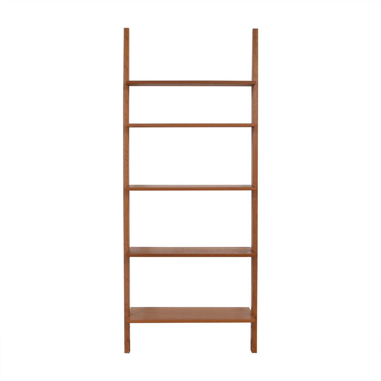 Room & Board Room & Board Pisa Leaning Bookshelf nj