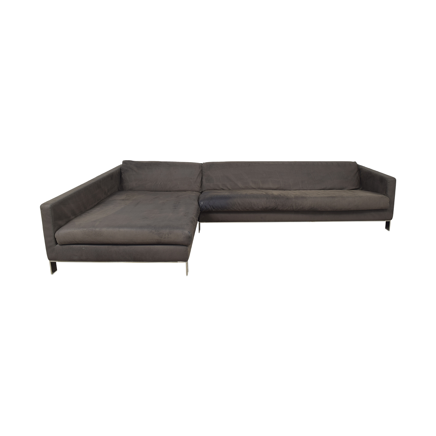 Cappellini Cappelini Sectional Sofa dark gray