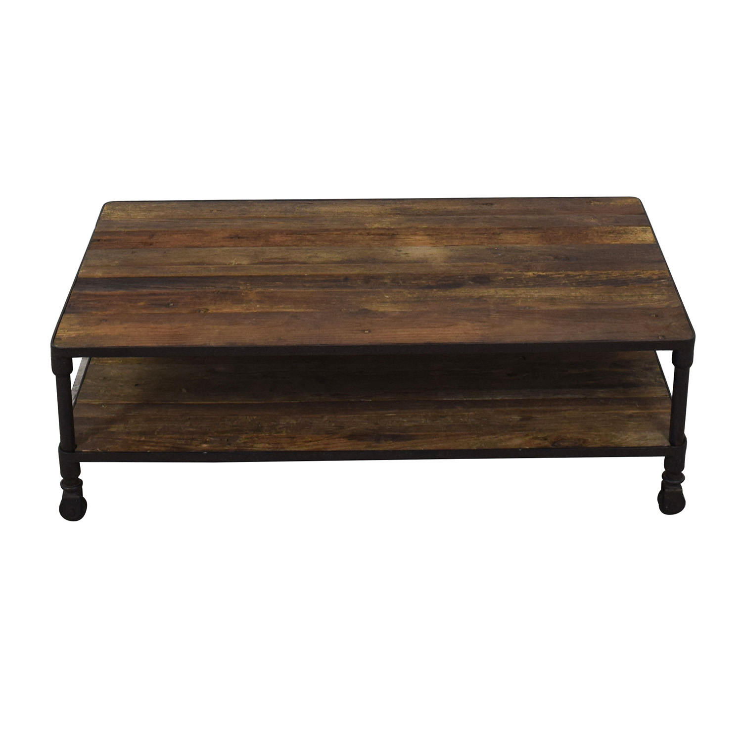 Restoration Hardware Restoration Hardware Dutch Industrial Coffee Table price