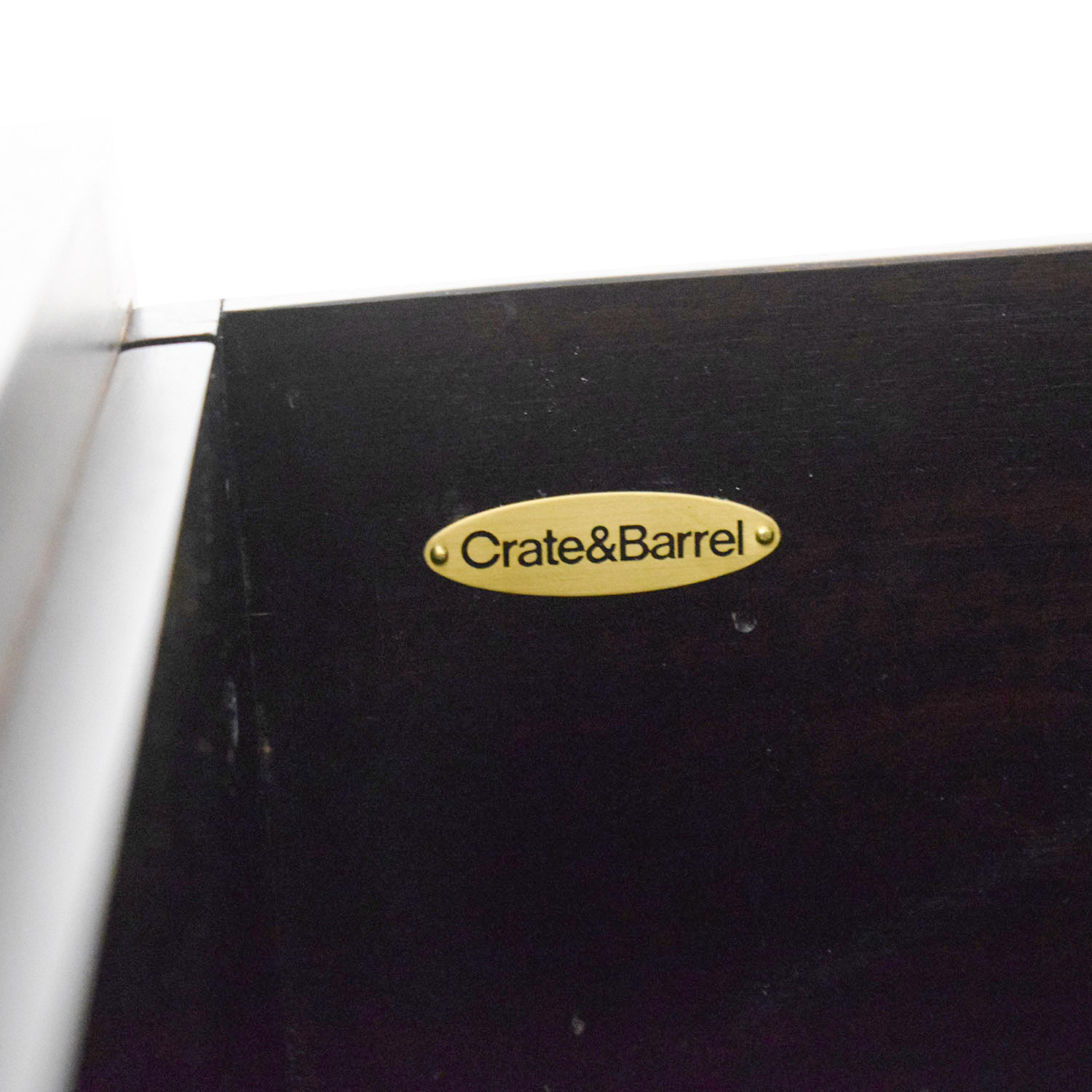 buy Crate & Barrel Storage Bookcase with Shelves Crate & Barrel