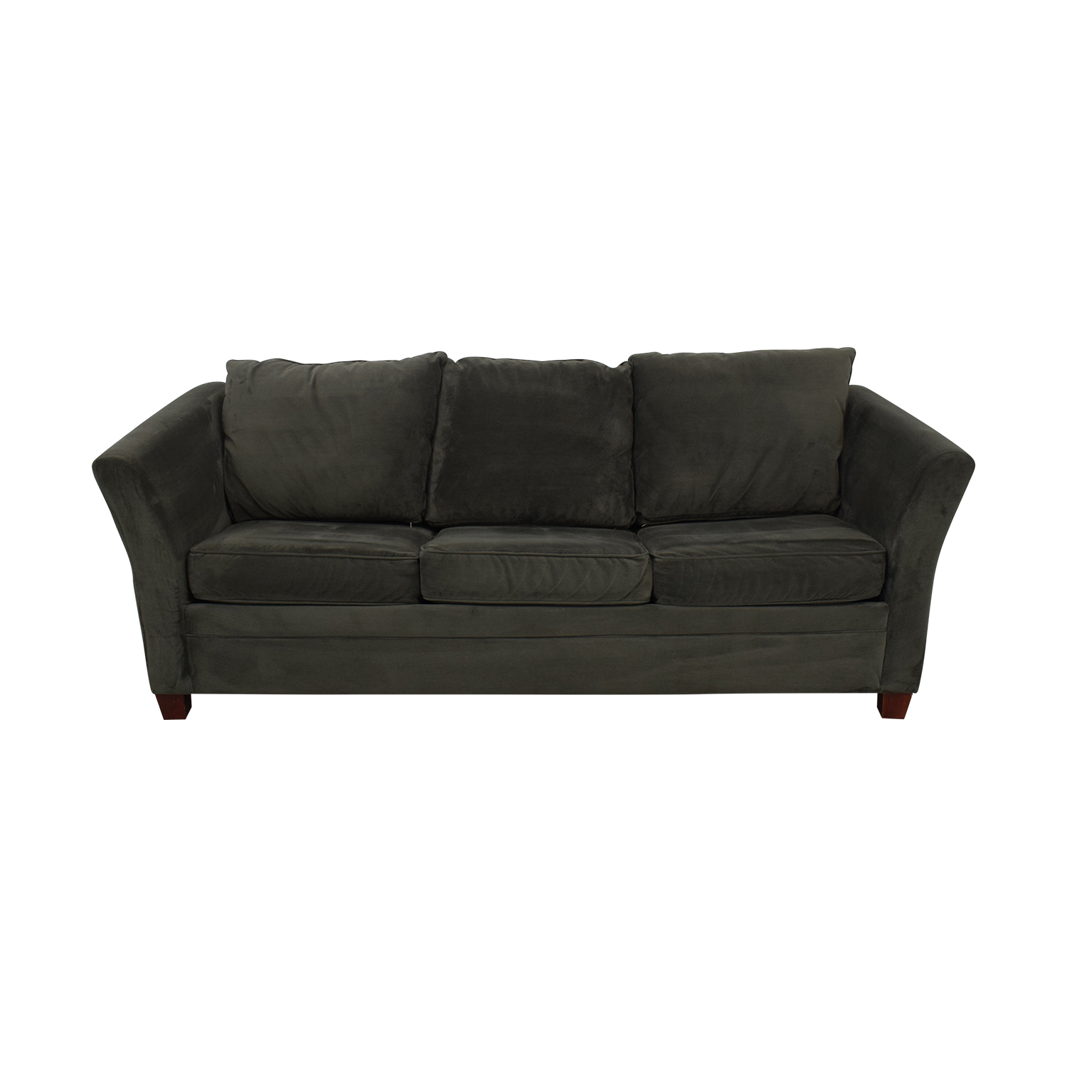 shop Klaussner Taylor Queen Sleeper Sofa Klaussner Sofas