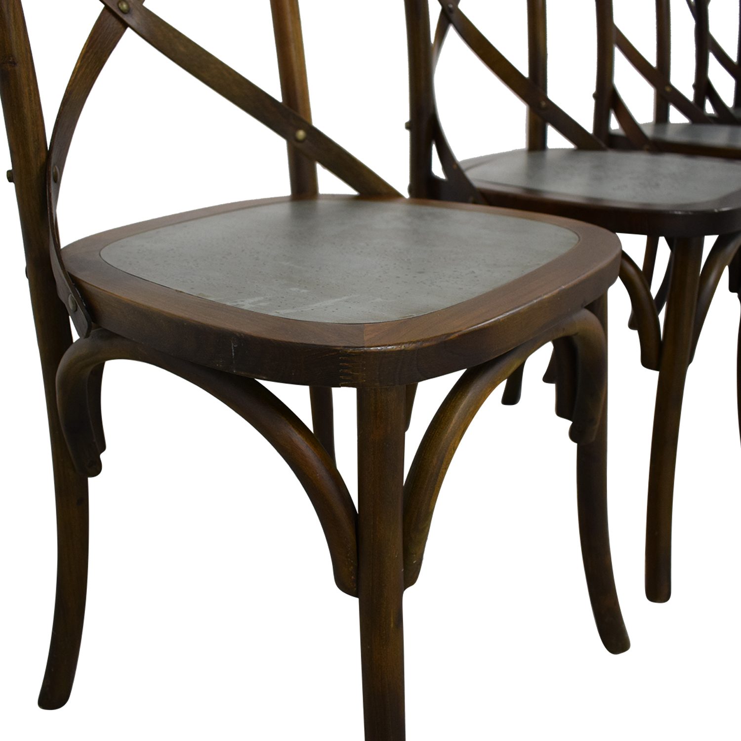 Sitcom Furniture Sitcom Furniture Wood and Metal Dining Chairs nyc