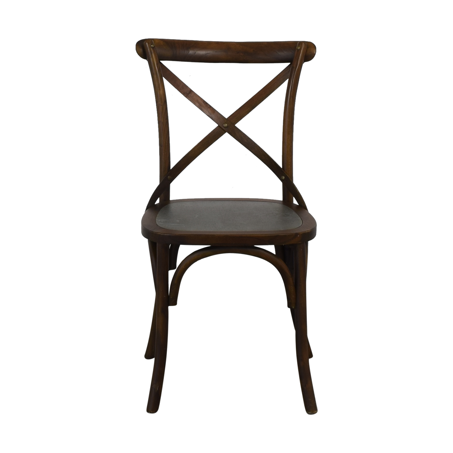 Sitcom Furniture Wood and Metal Dining Chairs / Chairs