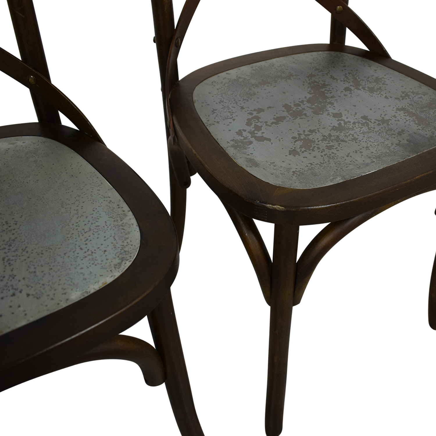 buy Sitcom Furniture Wood and Metal Dining Chairs Sitcom Furniture Dining Chairs
