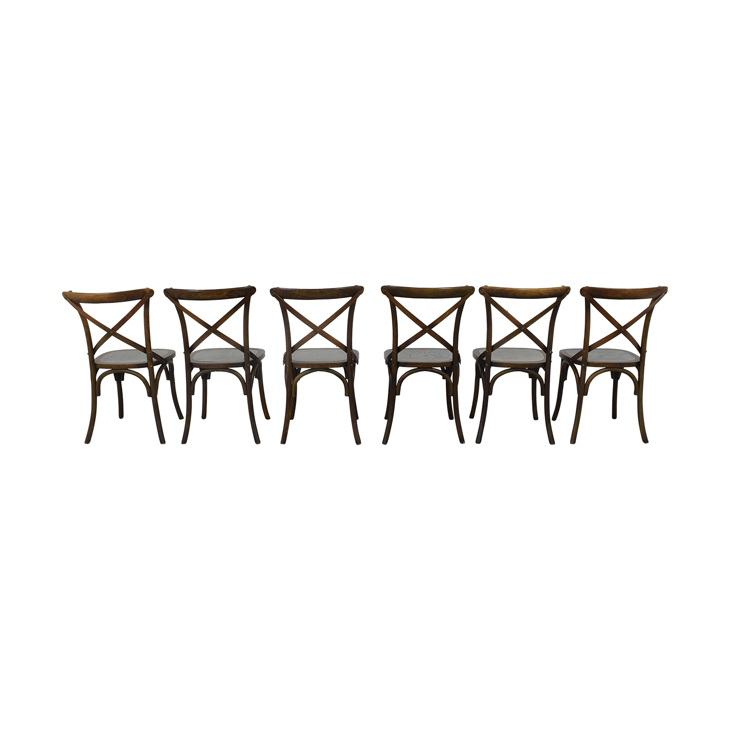 Sitcom Furniture Sitcom Furniture Wood and Metal Dining Chairs coupon