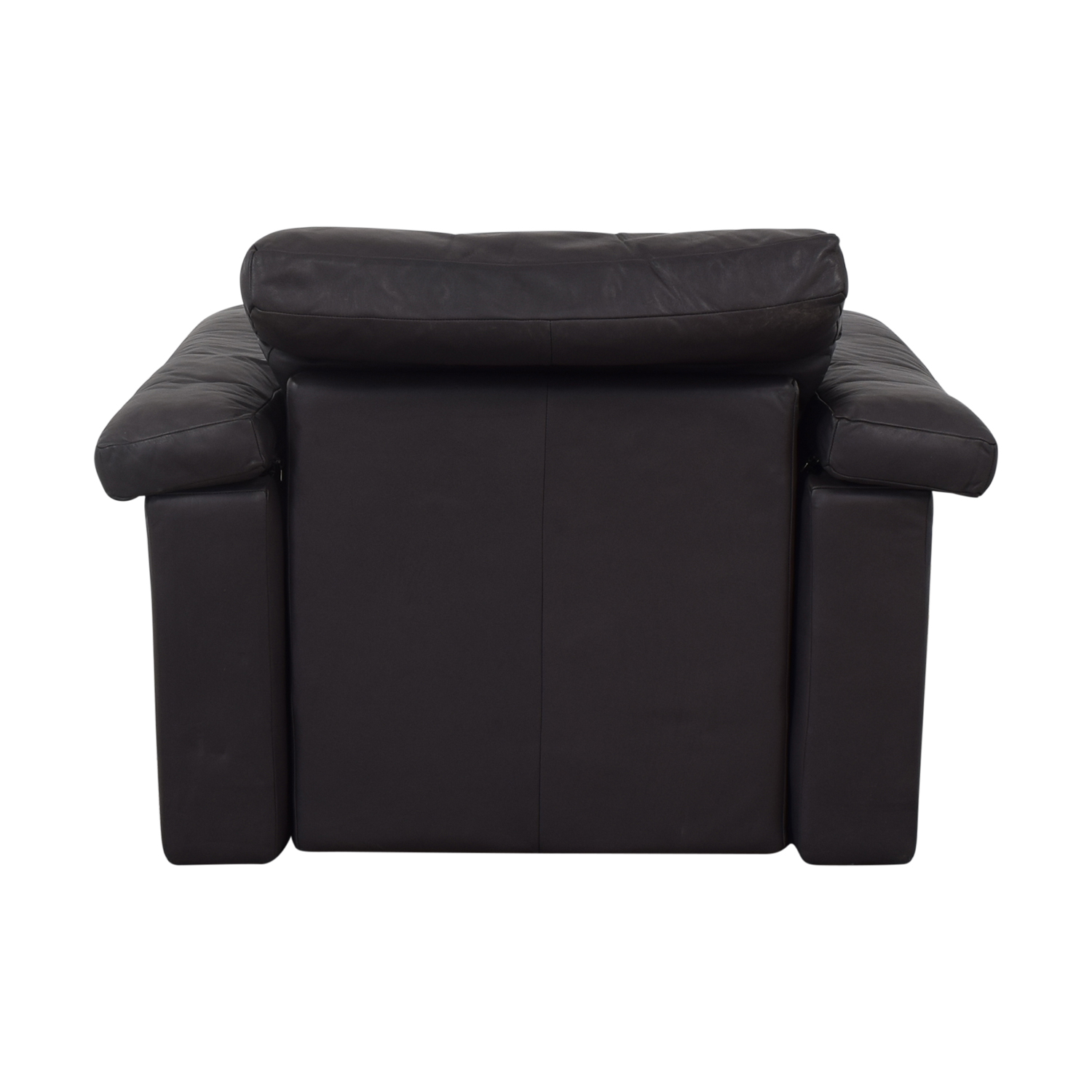 Rolf Benz Rolf Benz Armchair and Ottoman Set used