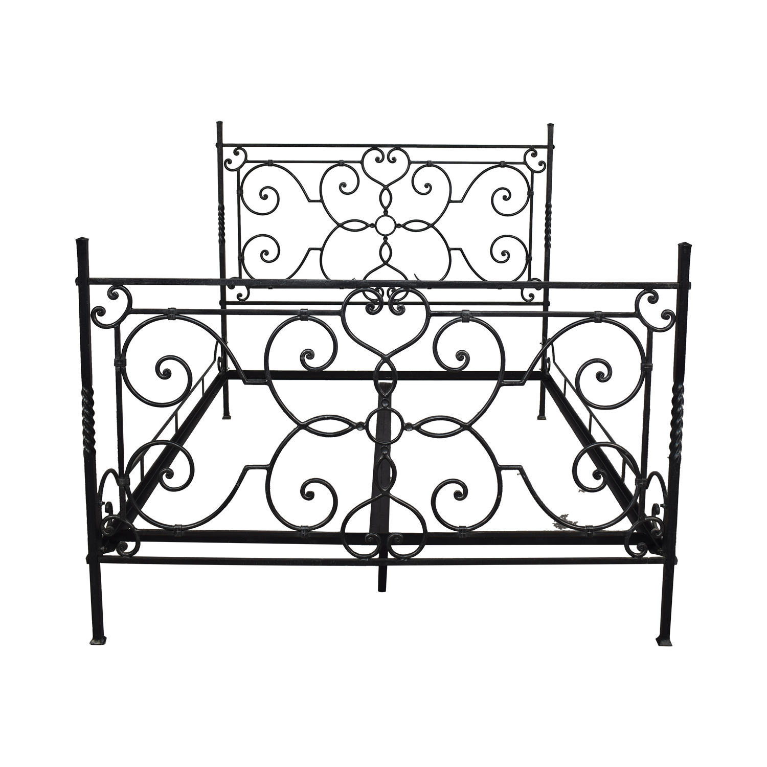 Charles P. Rogers Charles P Rogers Iron Queen Bedframe coupon