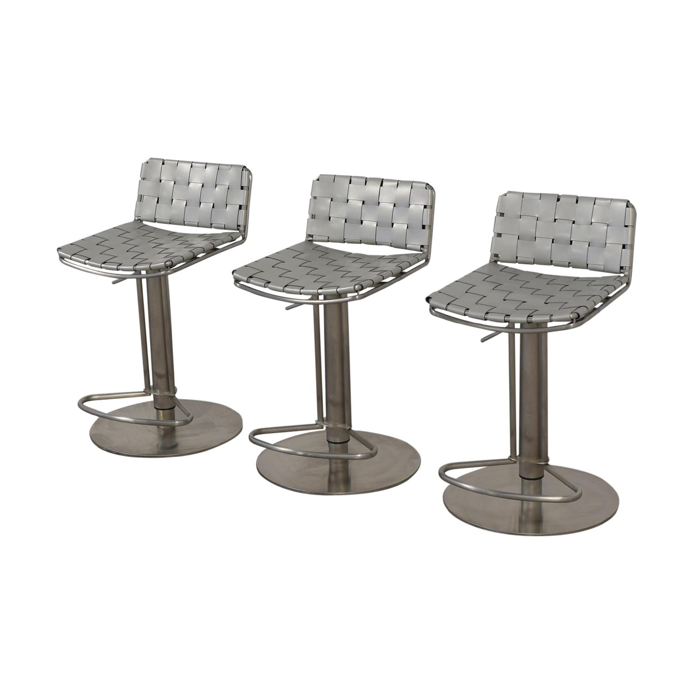 Safavieh Safavieh Floyd Gas Lift Bar Stools Chairs